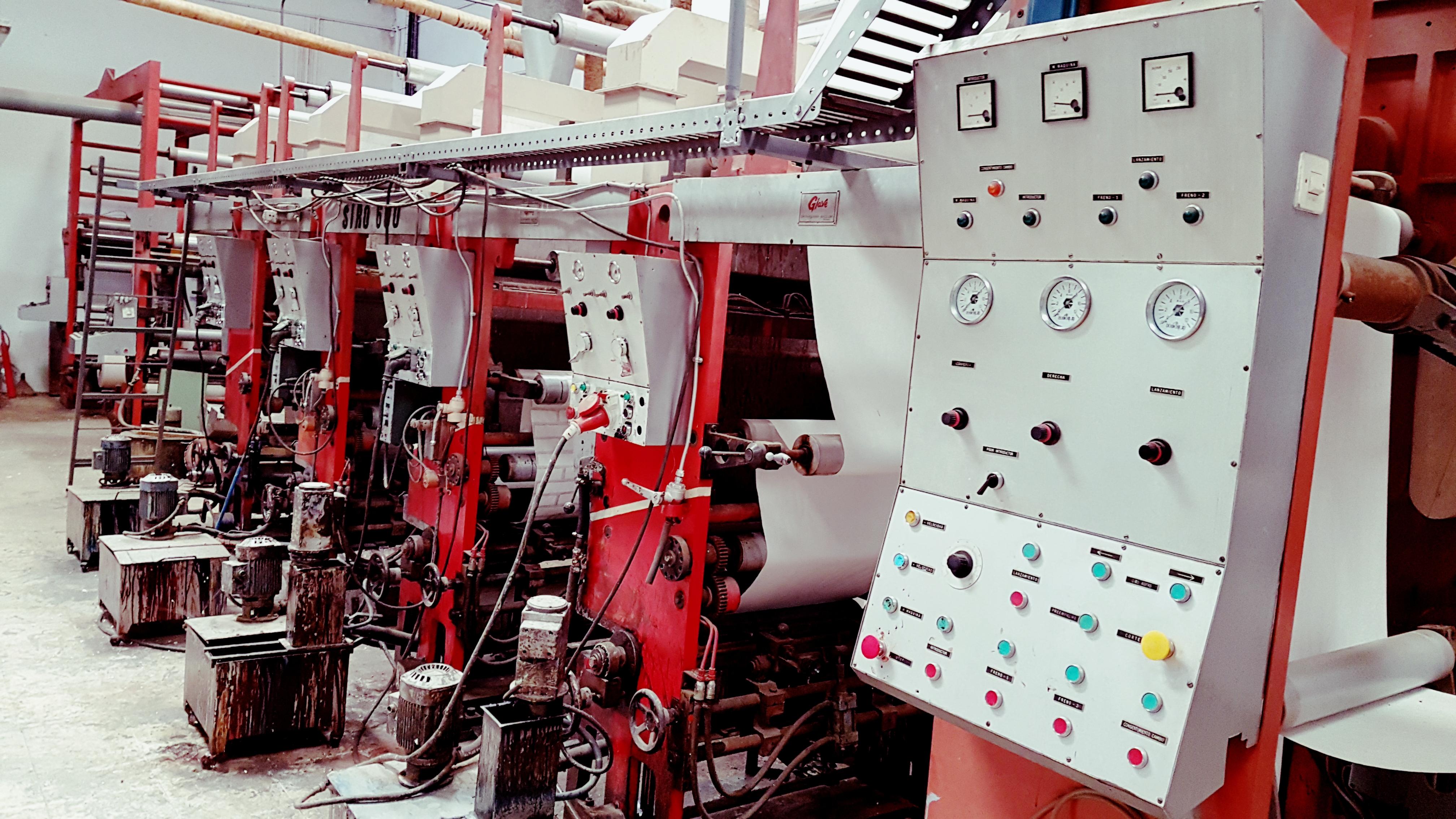 Imágenes de la fábrica